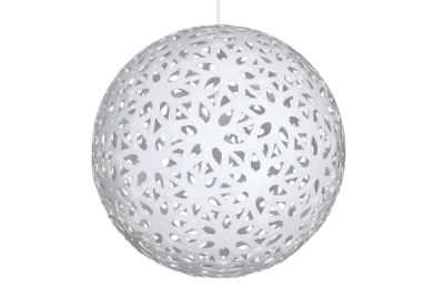 Lattice Light Ball White 60