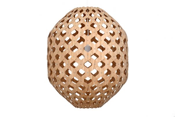 Bamboo Light Hexagonal Beehive 50