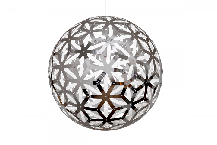 Adamlamp Lattice Light Ball 70 Chrome
