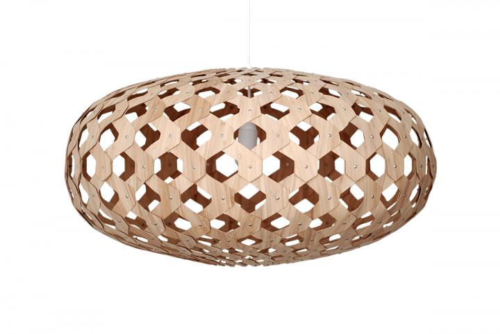 Bamboo Light Hexagonal Ellipse 75