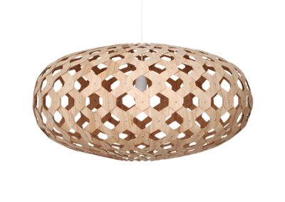 Bamboo Light Hexagonal Ellipse 75