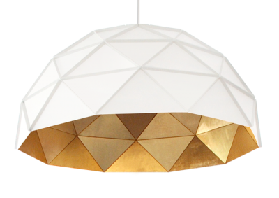 Sun Chandelier Gold Stainless Steel 140