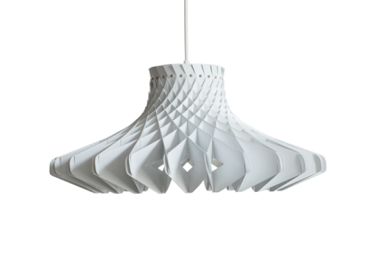Adamlamp Dome Flat 58 Pendant Light, Suspended light,