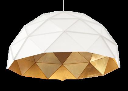 Sun Chandelier Gold 140