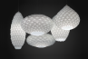 Adamlamp Hexa Light Family, suspension, diffused light,
