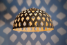 adamlamp bamboo light dome 80