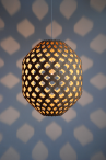 Bamboo Light Hexagonal Bamboo 50 On
