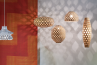 Bamboo Light Hexagonal Family