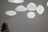 Adamlamp C  Pendant Light, diffused light, suspension,