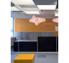 Adamlamp Cloud Light 125 suspended light in office reception