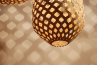 Bamboo Light Hexagonal Beehive bottom