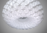 Adamlamp Ellipse Es3 white matte material