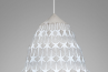 Adamlamp Hexa Light Hs5, suspension, cigar shape,