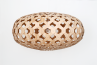 Adamlamp Bamboo Light Hexagonal Ellipse 75